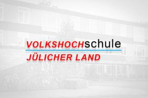 Logo der VHS - Volkshochschule Jülicher Land