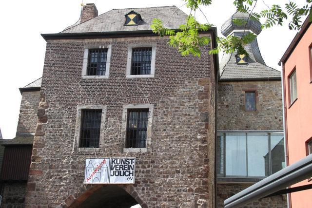 Hexenturm wird mit dem Kunstverein zur Galerie. Foto: Dorothée Schenk
