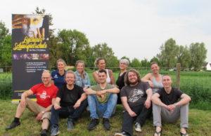 Die Aachener Schauspielschule lädt im Brückenkopf Park zum Workshop ein