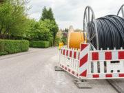 Breitbandausbau für schnelles Internet. Foto. Adobestock