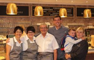 Die Leidenschaft für Brot ist bei der Familie Maintz-Weitz vererbbar. Foto: privat