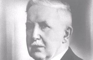 Der Düsseldorfer Historiker und Staatsarchivar Friedrich Lau (1867–1947) Foto: Stadtarchiv Düsseldorf