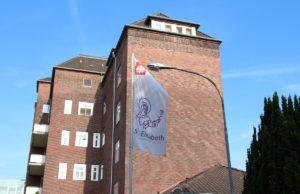 St. Elisabeth Krankenhaus in Jülich. Foto: Dorothée Schenk