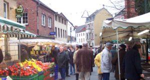 In Linnich findet der Andreasmarkt statt