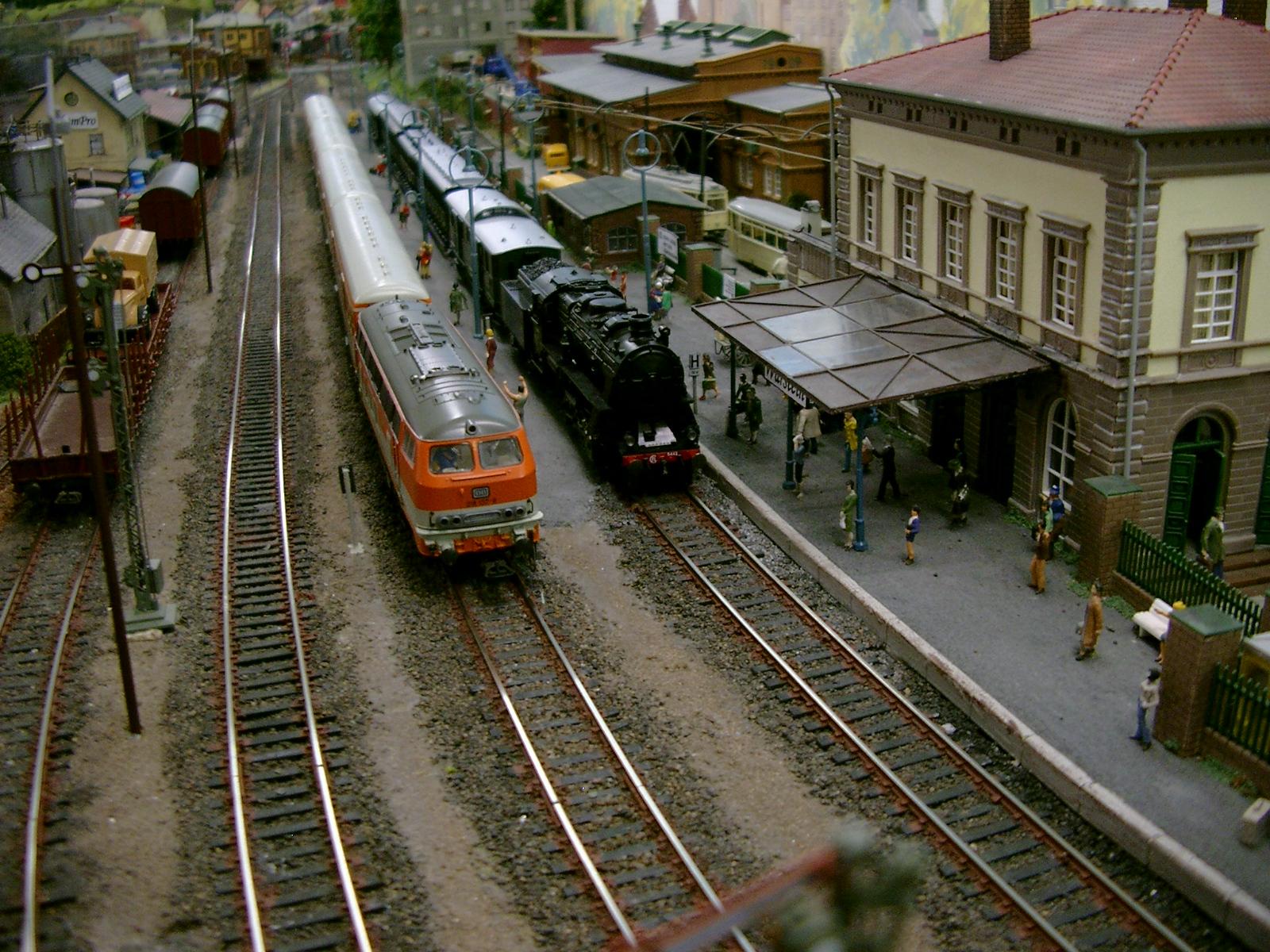 Eisenbahn Amateur Klub Jülich