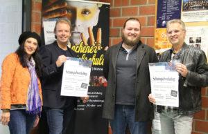 Die Kooperation zwischen der Aachener Schauspielschule und der Musikschule Jülich ist perfekt. Foto: Dorothée Schenk