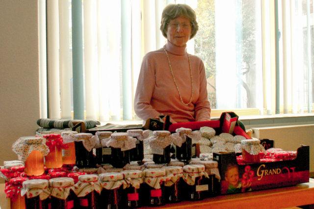 Gudrun Scheidt. Foto: Rotary