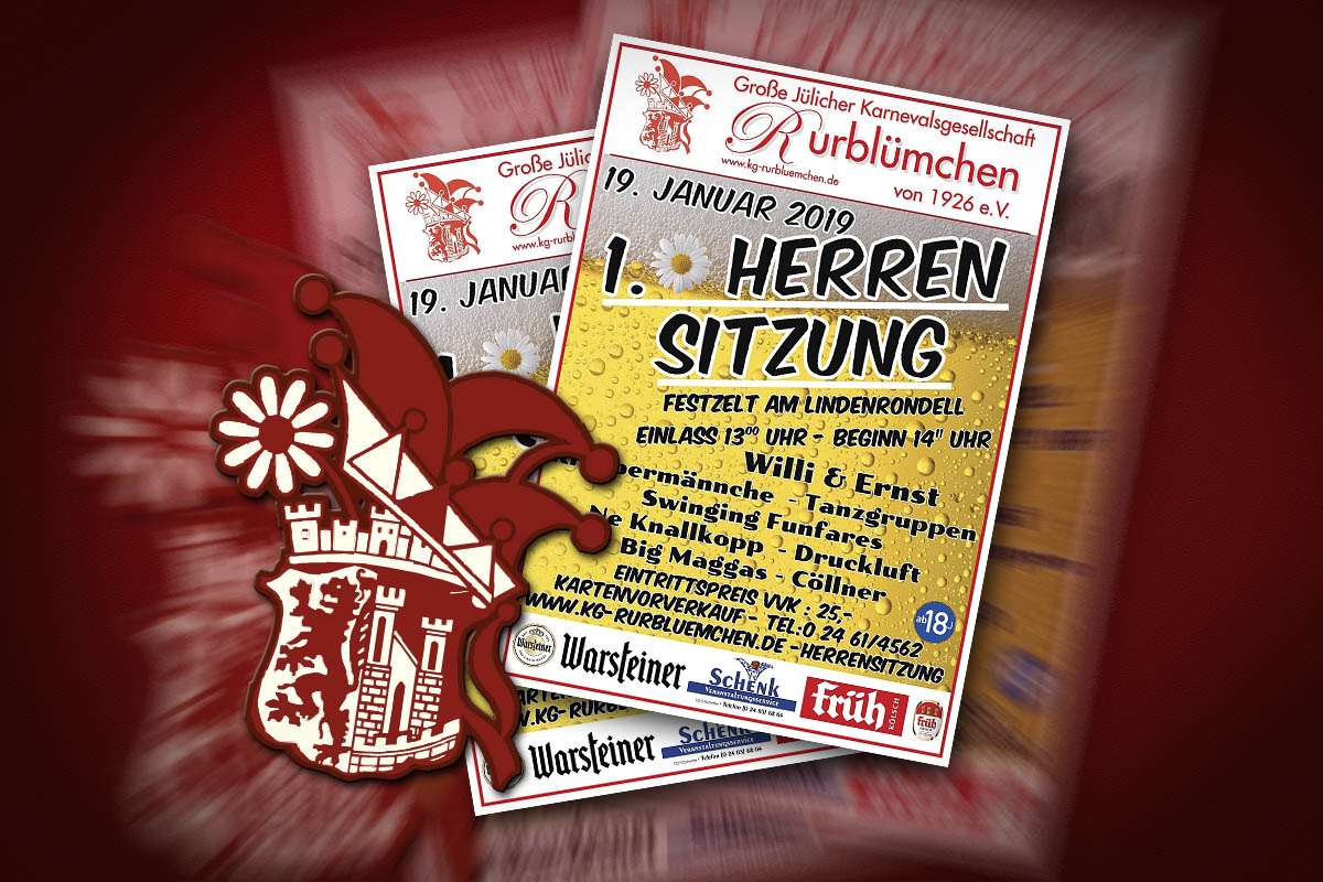 Gewinnspiel 3x2 Karten Zur 1 Herrensitzung Herzog Kultur