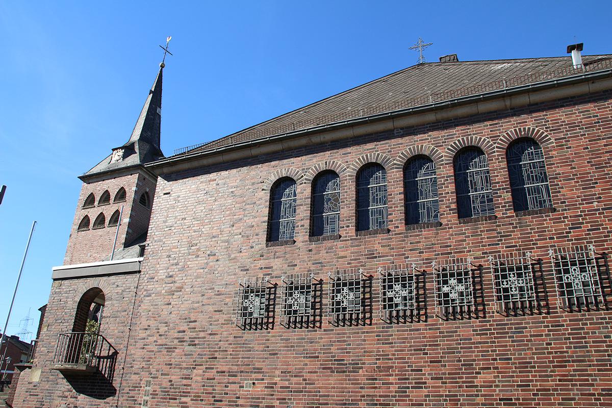 St. Adelgundis Koslar. Foto: tee