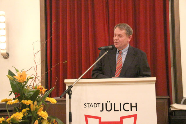 Wolfgang Hommel, Vorsitzender des Stadtmarketing e.V.. Foto: Arne Schenk