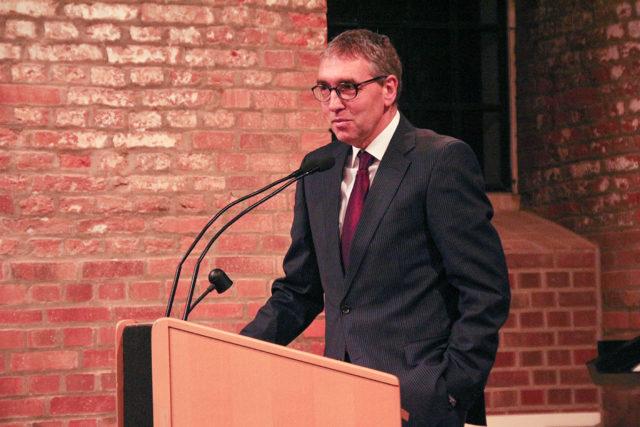 Jürgen Frantzen, Bürgermeister von Titz. Foto: Arne Schenk