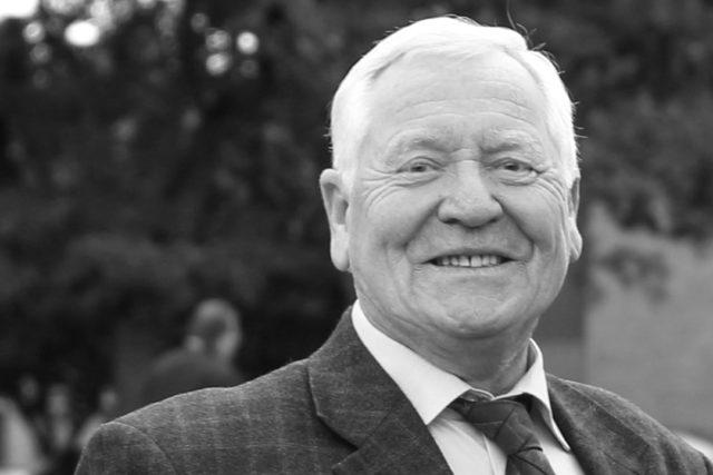 Heinz Rhein (1933-2019). Foto: Dorothée Schenk