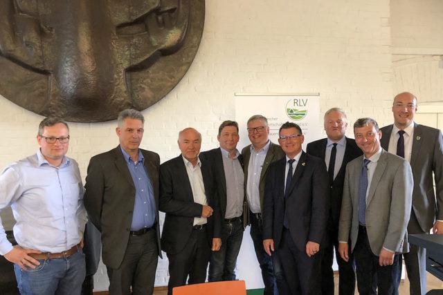 Wichtiger Dialog zwischen Verwaltung, Kreisbauernschaft und den Bürgermeistern im Kreis Düren. Foto: Kreisbauernschaft