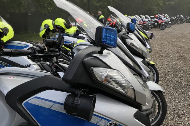 PoliTour. Foto: Polizeipresse