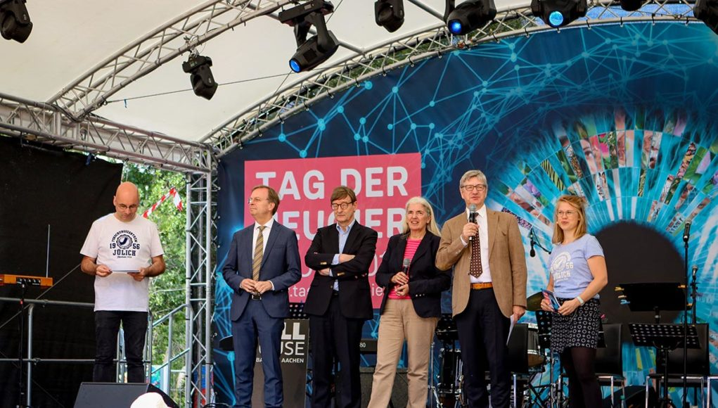 Tag der Neugier 2019 im Forschungszentrum Jülich | Fotos: Hacky Hackhausen