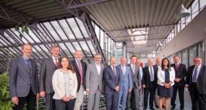 Bundesfinanzminister Olaf Scholz trifft auf viel Brainergy