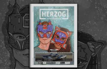 HERZOG Magazin Jülich Cover Ausgabe 98 Februar 2020