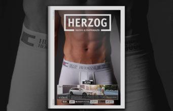 HERZOG Magazin Jülich Cover Ausgabe 99 März 2020