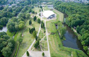Brückenkopf-Park Muschel Stadtgarten