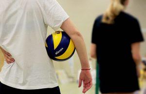 Sport Volleyball Abstand