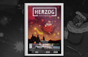 HERZOG Magazin Jülich Cover Ausgabe 108 Dezember 2020
